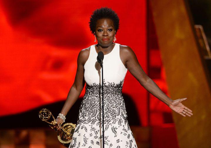 Emmy-Gewinnerin Viola Davis: Sieg in der Königinnenkategorie