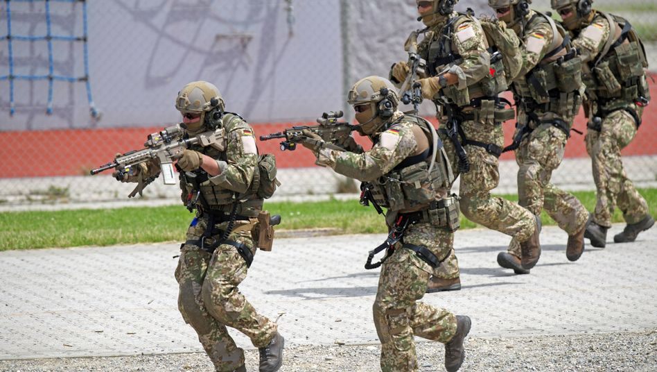 KSK-Soldaten (Archivfoto)