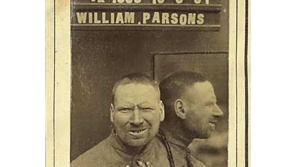 Verbrecherfotos aus dem 19. Jahrhundert: Die traurigen Augen Englands