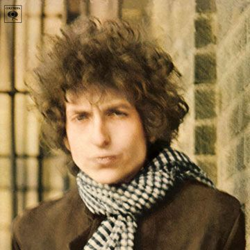 "Cover Bob Dylan ""Blonde on Blonde"""