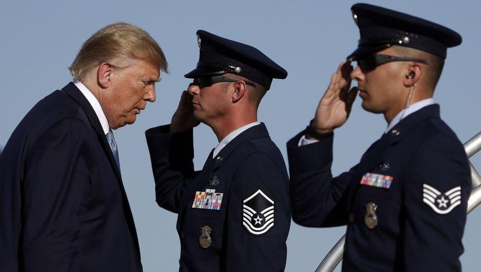 Donald Trump: Potenzial, die Regierung in die nächste schwere Krise zu stürzen