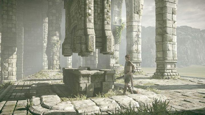 "Klassiker-Comeback: So sieht das neue ""Shadow of the Colossus"" aus"