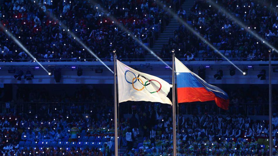 Olympische Winterspiele 2014