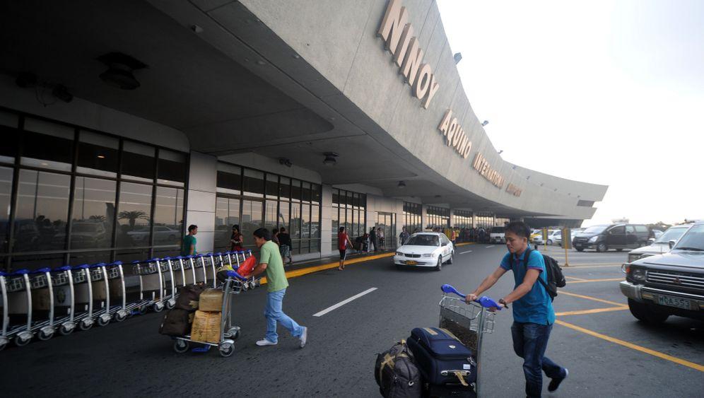 Airport in Manila: Schlechte Noten im Flughafen-Ranking