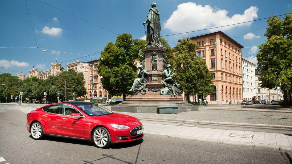 Tesla in München