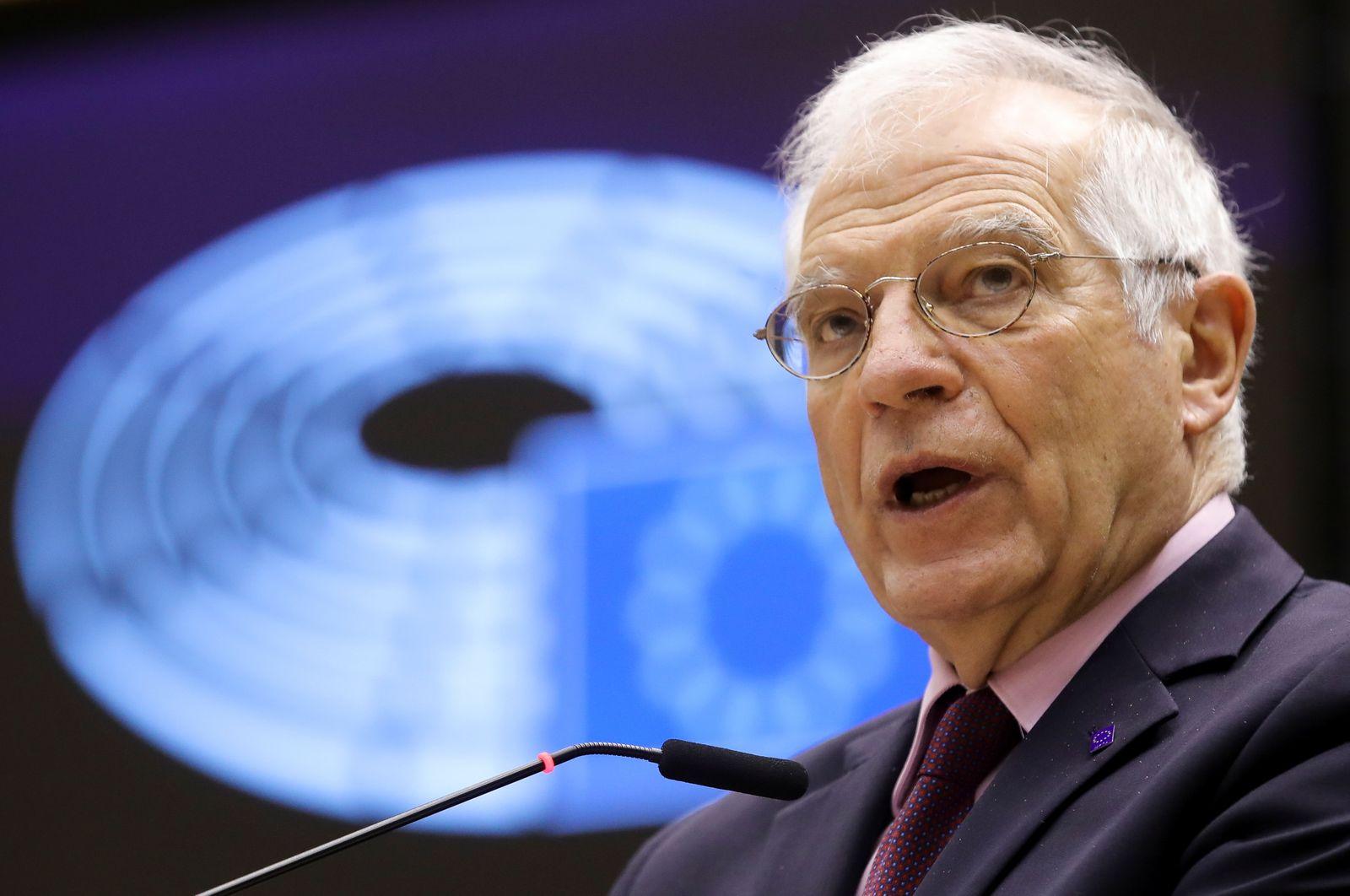 EU Parliament Plenary session