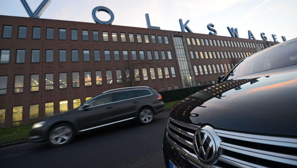 VW-Werk in Baunatal (Archiv)