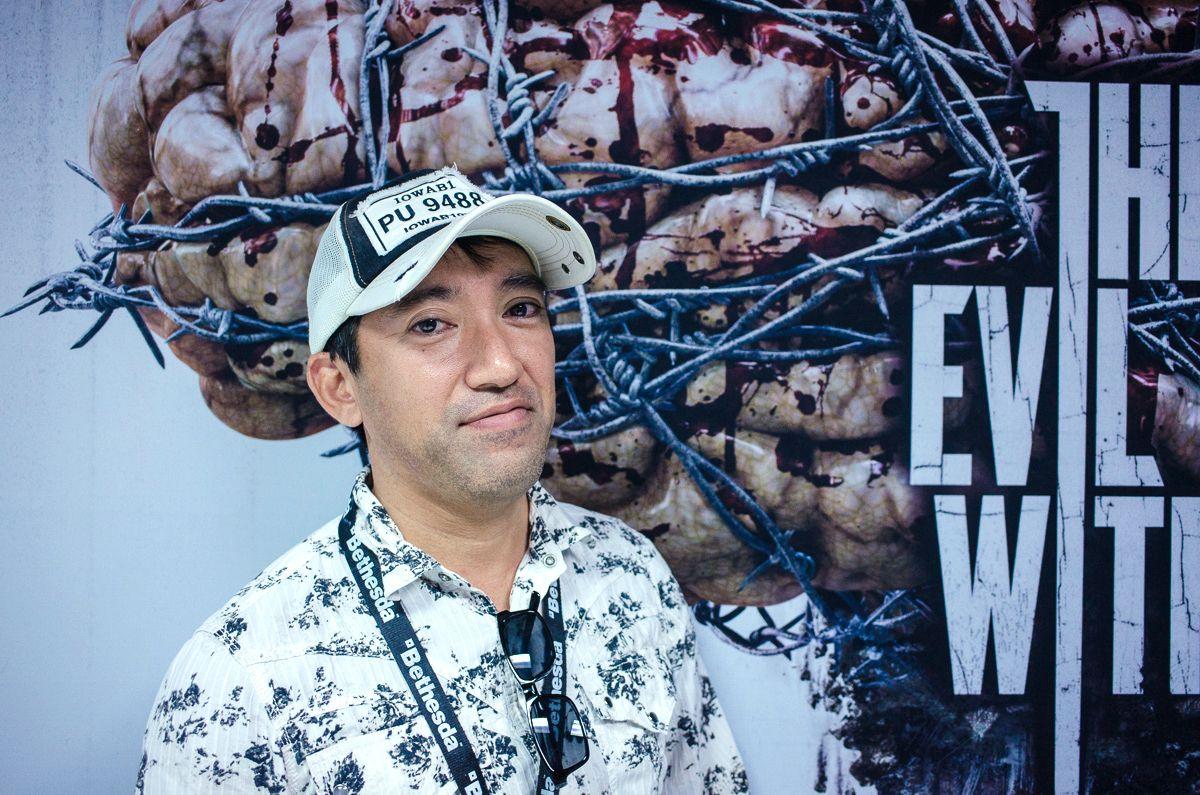 Entwickler / Shinji Mikami