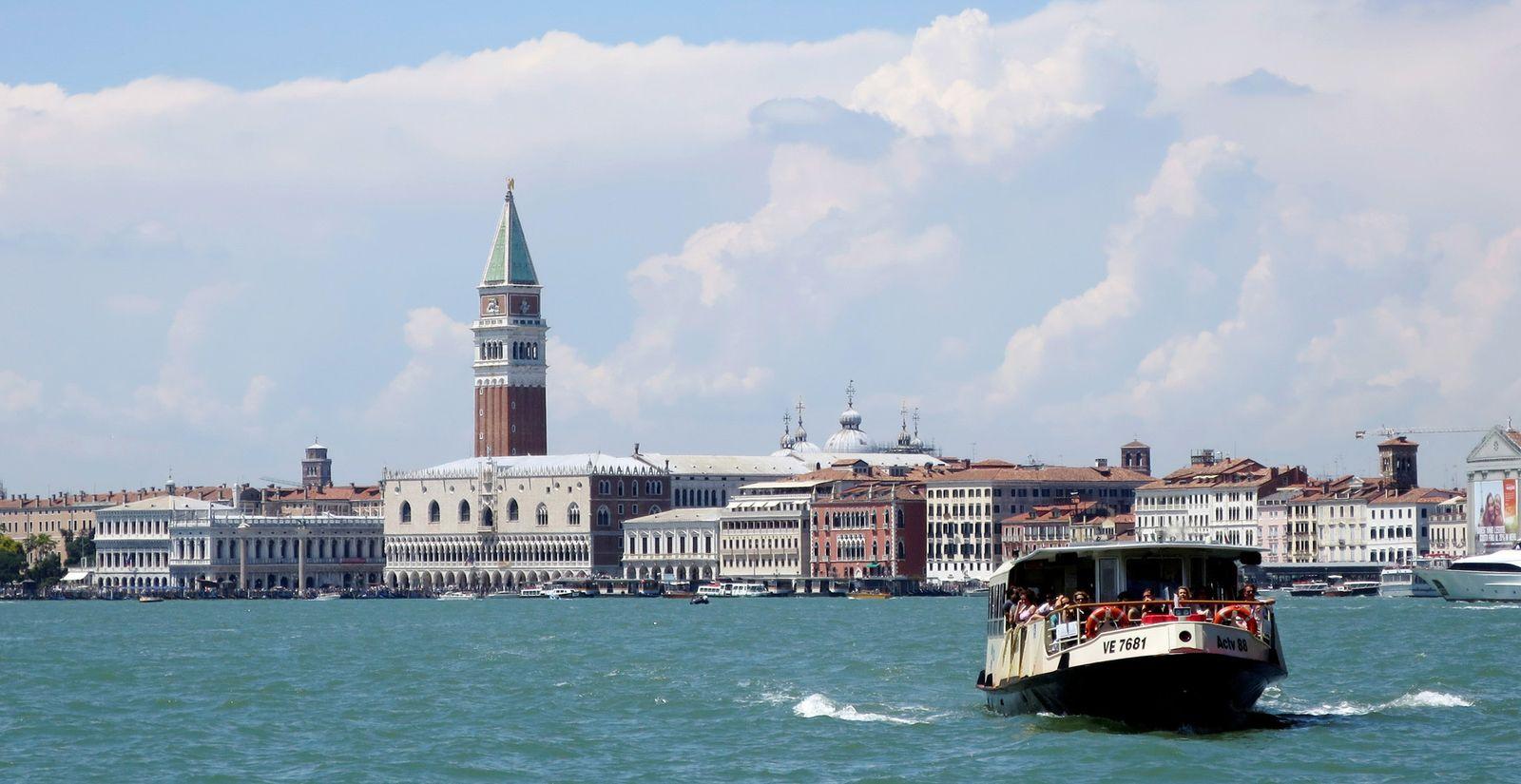 Reisetipps 2018 / Venedig
