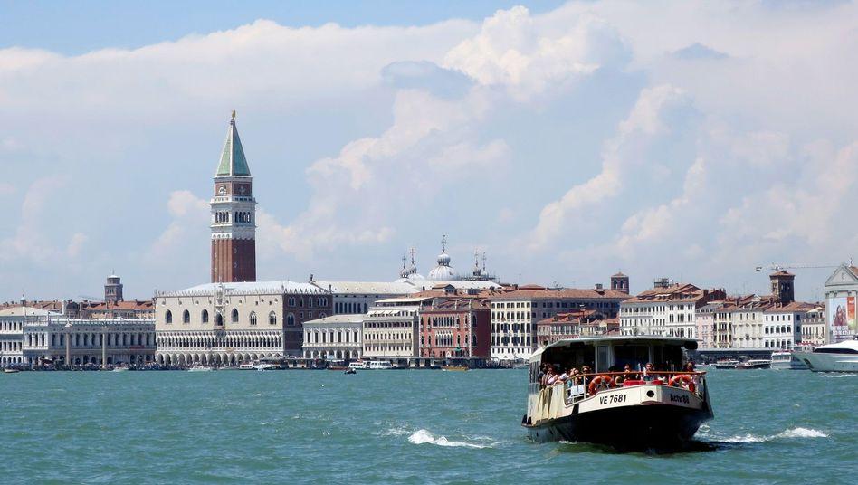 Venedig: Kein Pardon bei Ordnungswidrigkeiten an historischen Stätten