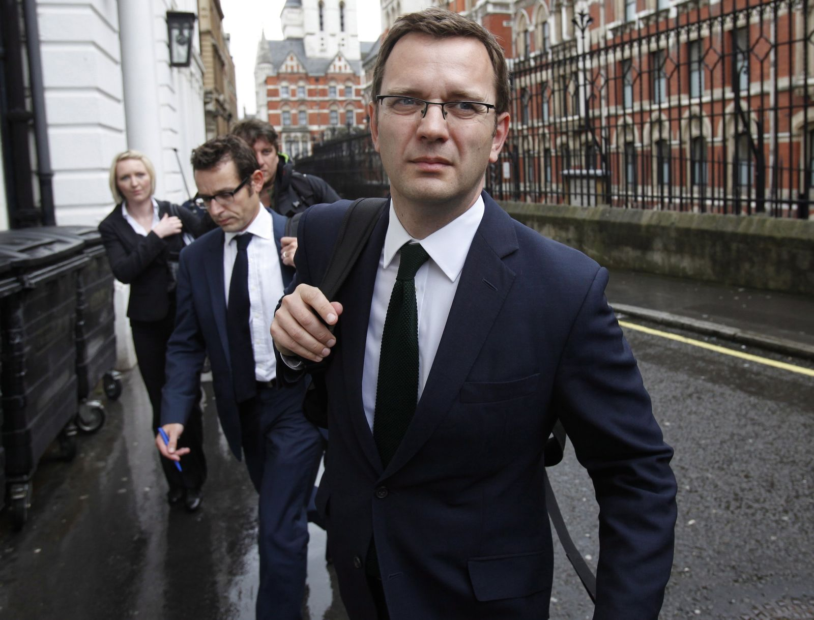 Andy Coulson News of the World