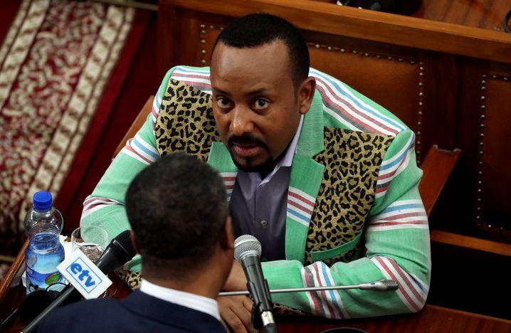 """Äthiopiens Premier Abiy: """"Jetzt bin ich von ihm enttäuscht"""""""
