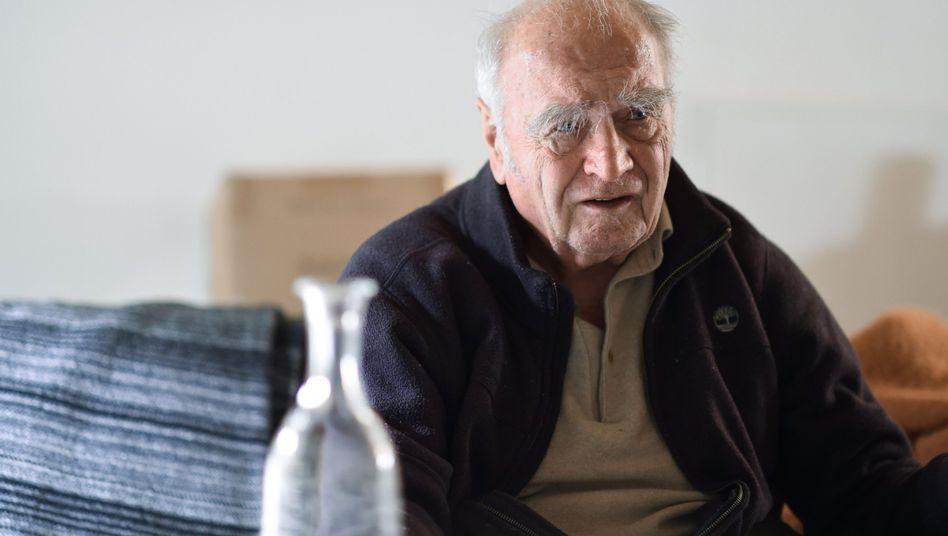 Der Mann hinter der Augenbraue: Schriftsteller Martin Walser