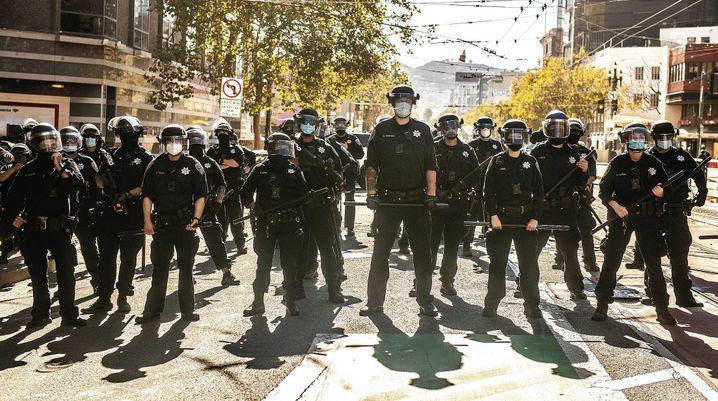 Police in San Francisco