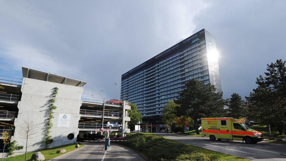 "Asklepios-Klinik in Hamburg-Altona: ""Wir bedauern den Vorfall"""