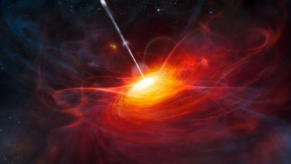 Gigant im All: Astronomen entdecken größtes Objekt des Universums