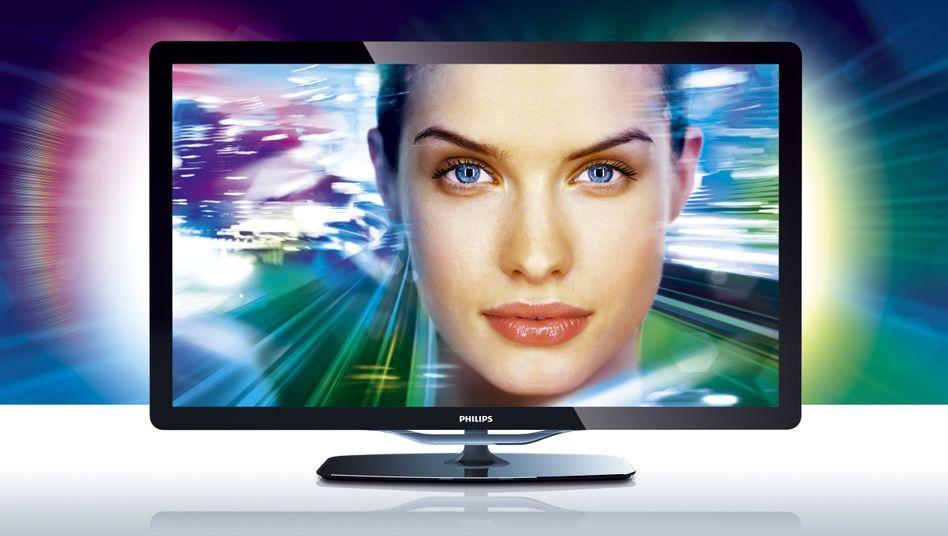 HD-Fernseher: Private HDTV-Programme sind nur mit speziellen Decodern empfangbar