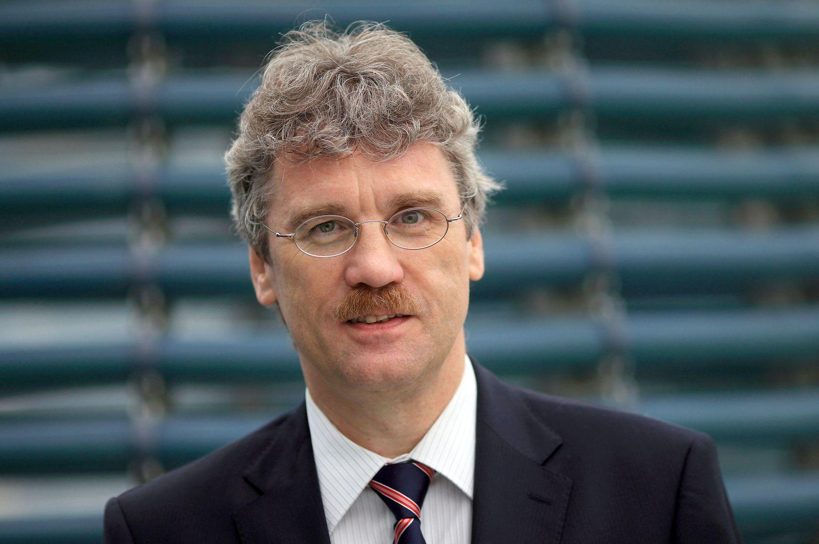 Jochen Großmann BER Hauptstadtflughafen Technikchef