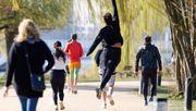 Verwaltungsgericht gibt Eilantrag gegen Maskenpflicht für Jogger statt