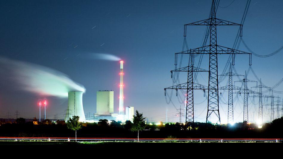 Kohlekraftwerk Mehrum: 1979 in Betrieb genommen, müsste es Gabriels neue Abgabe zahlen