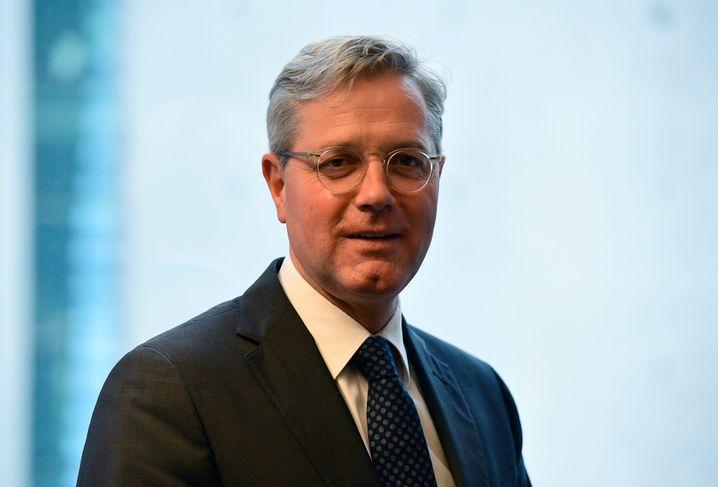 Norbert Röttgen ist der Überraschungskandidat