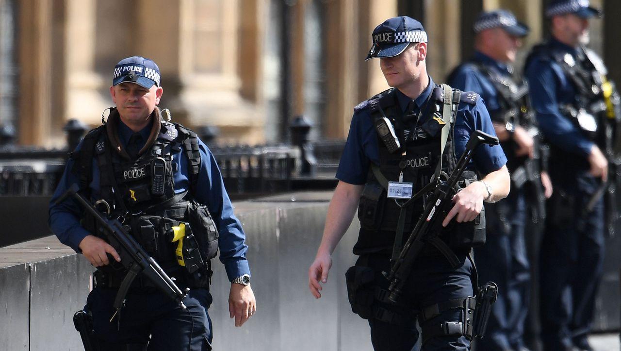 London Polizei
