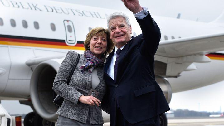 Daniela Schadt: Abschied von der First Lady