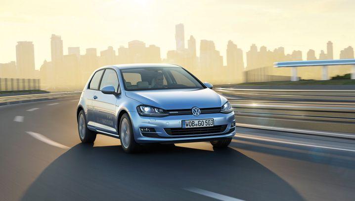 Fahrbericht VW Golf VII: Deutschland, dein Auto