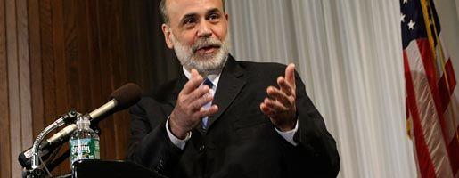 Fed-Chef Bernanke: Leitzins sinkt weiter