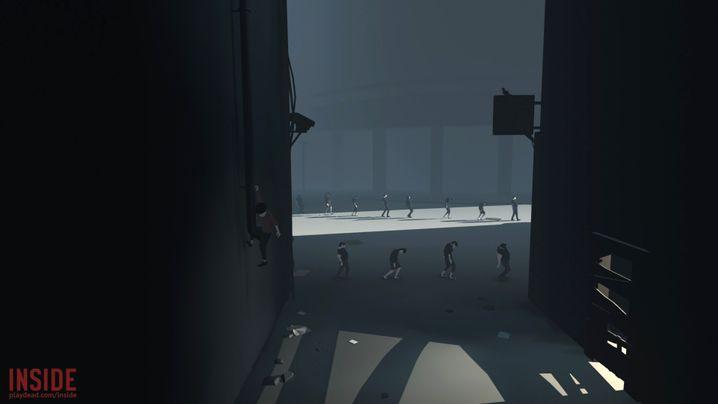 """""""Inside"""": Neues Spiel der """"Limbo""""-Macher"""