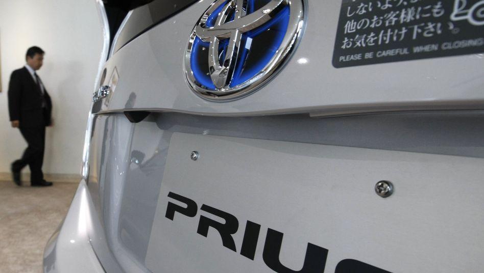 Toyotas Prius: Das meistverkaufte Hybridauto der Welt gilt als Kronjuwel des Konzerns.