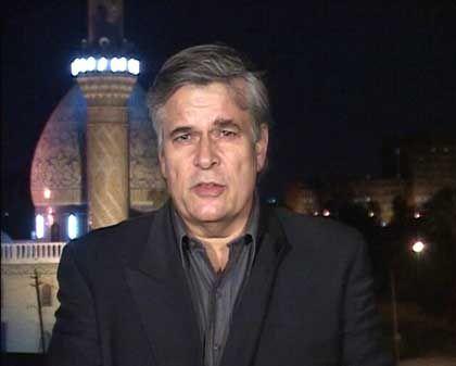"""Bagdad-Korrespondent Tilgner: """"Nein, das stimmt nicht, die Stadt ist ruhig"""""""