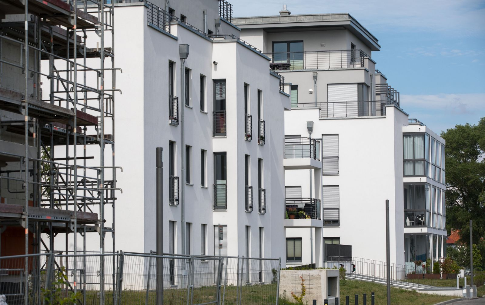 Bilanz-PK des Wohnungsunternehmens WIRO