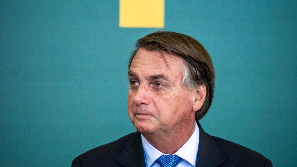 Jair Bolsonaro: »In welchem Land sind keine Menschen gestorben? Sag's mir«