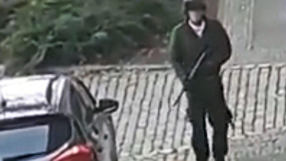 Attentäter Balliet in Halle