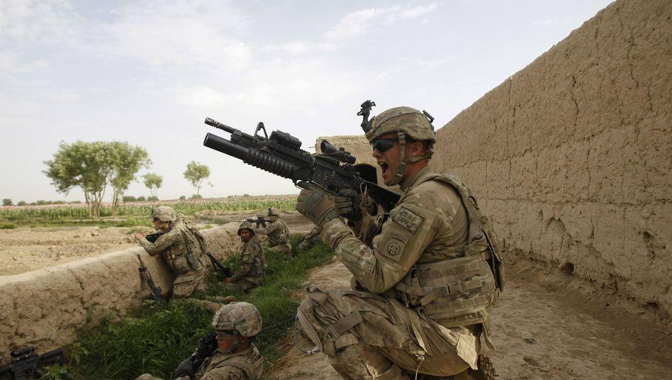 US-Soldaten in Afghanistan: Wer zahlt für die Zeit nach der Isaf-Mission?