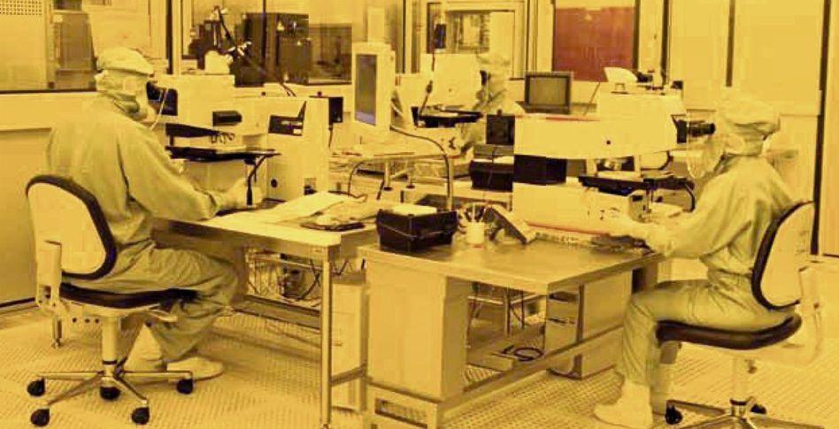 Halbleiterlabor in Garching bei München: Raffiniertes Firmenkonstrukt