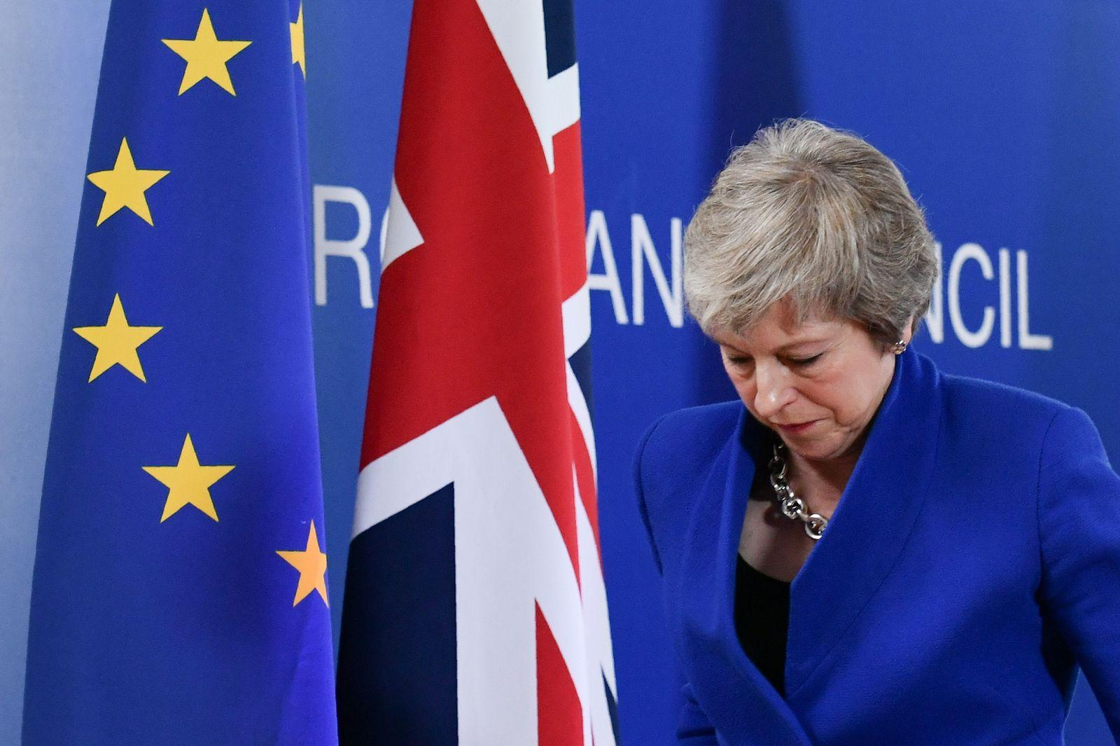 EU-Gipfel / May