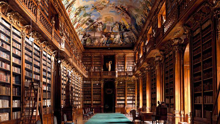 Massimo Listri: Die schönsten Bibliotheken der Welt