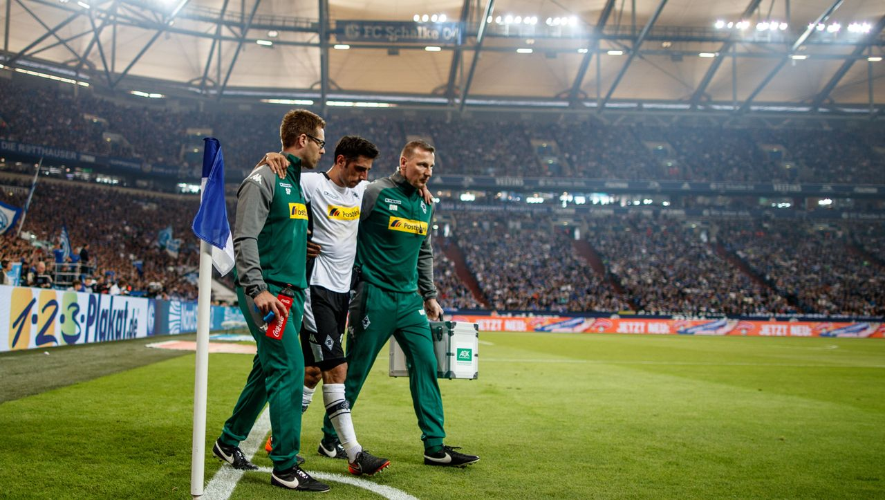 Lars Stindl Verletzung