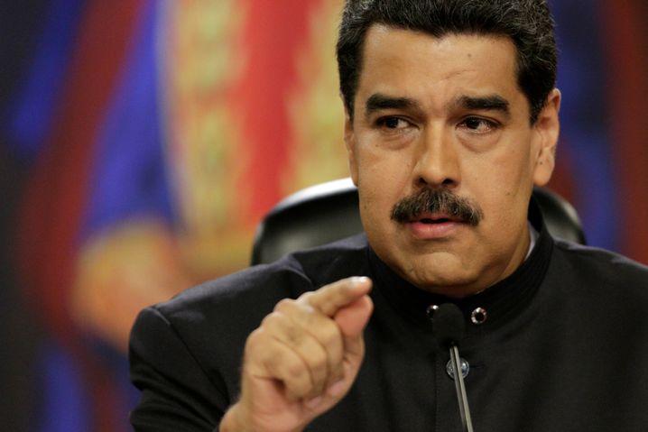 """Nicolas Maduro: Glückwünsche vom linken """"Netzwerk Cuba"""""""