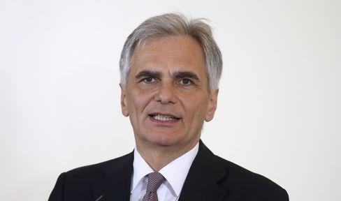 """Will einen """"Grexit"""" verhindern: Werner Faymann"""