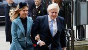 Boris Johnson und Carrie Symonds verraten Namen ihres Sohnes