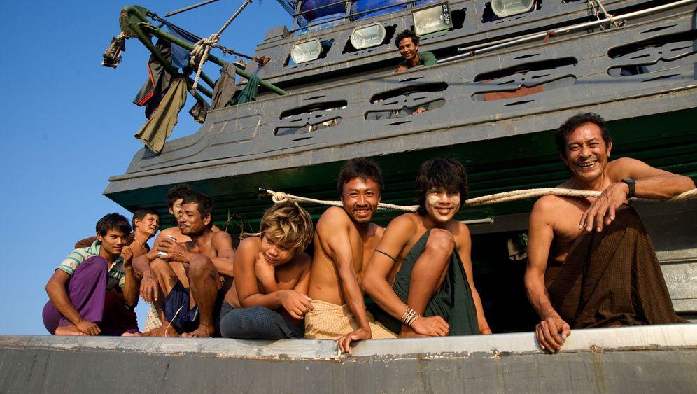 Burma: Die Seenomaden von Nyaun Wee