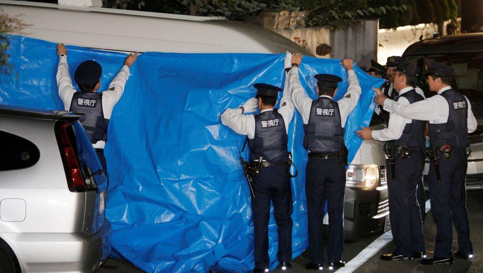Japan: Tod eines Politikers