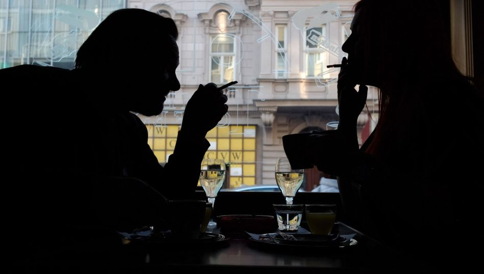 Raucher in Wien