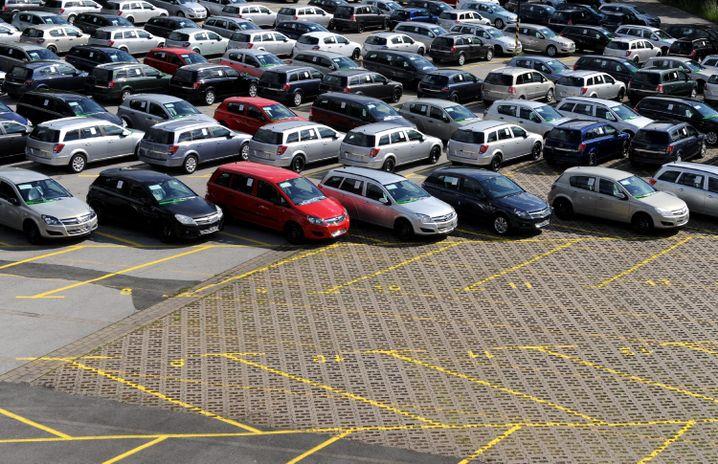 Opel-Neuwagen in Bochum: Massive Überkapazitäten in der Branche