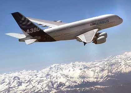 Airbus A380: Sicherheitsdebatte um Drucksystem