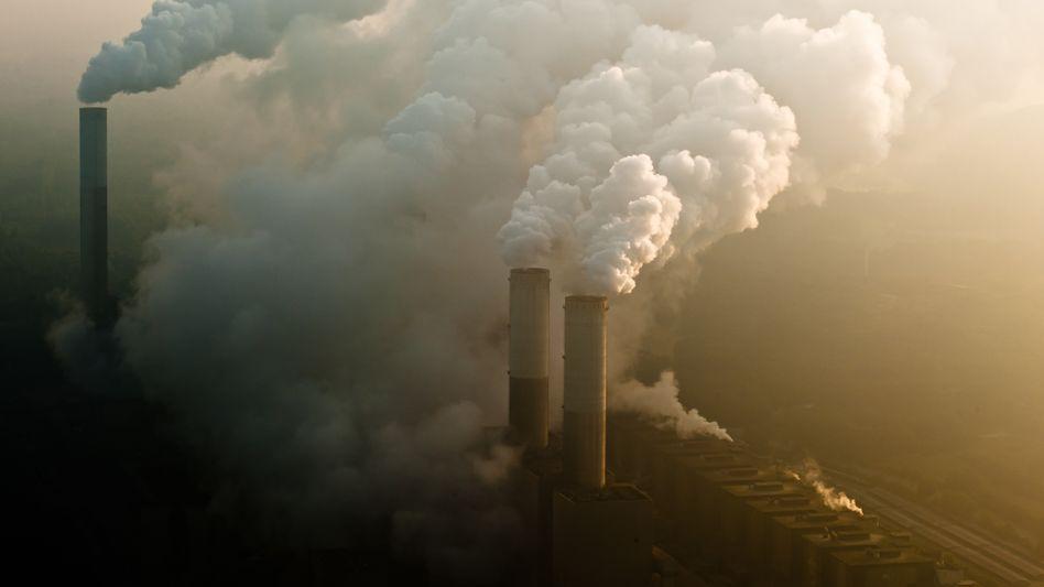 Der Einstiegspreis von CO2 soll auf 25 Euro pro Tonne steigen