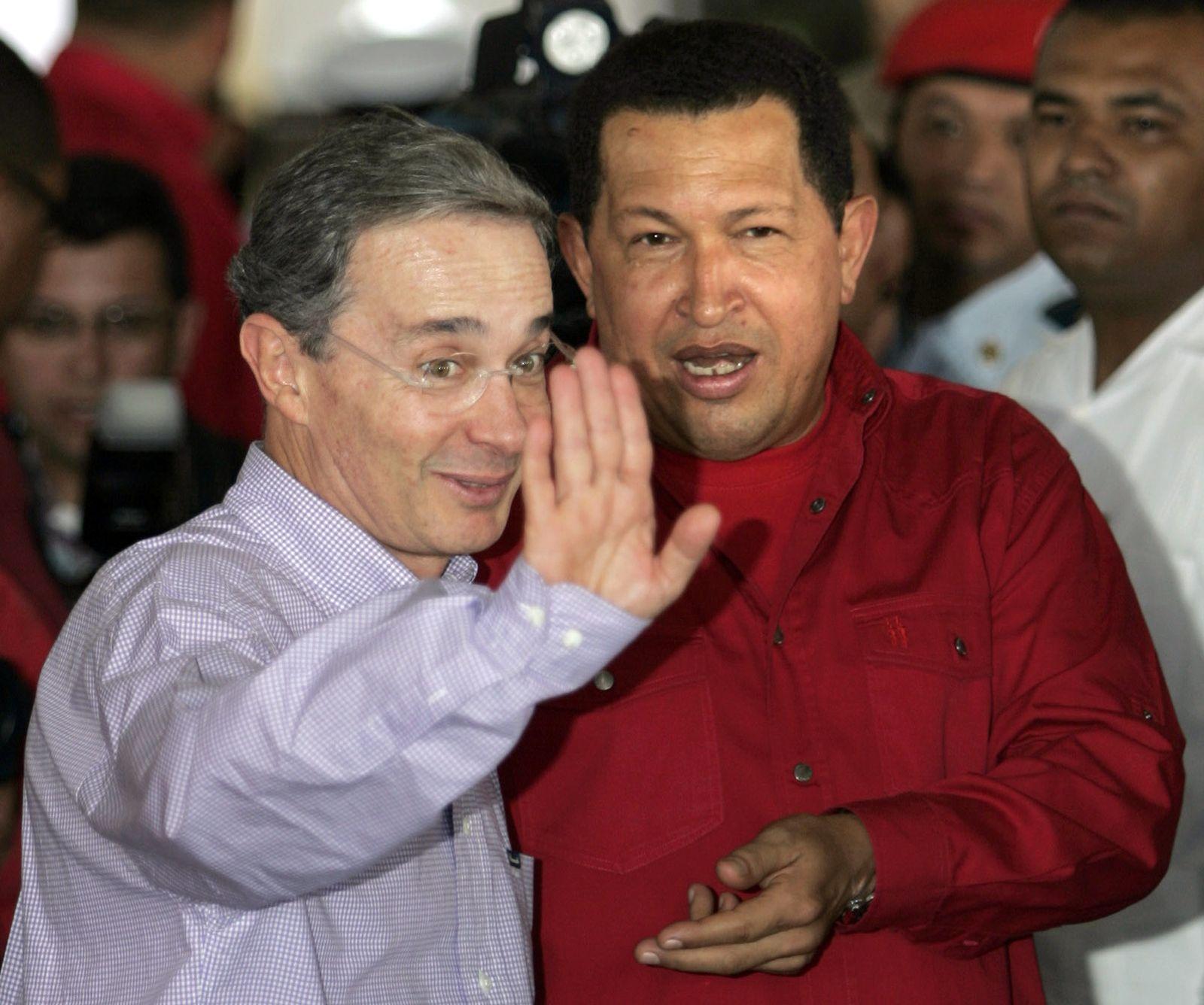 Chavez Uribe - Venezuela Kolumbien